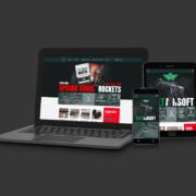 AirsoftShop-Brasov.ro | Web Design Brasov | Web-Arts.ro
