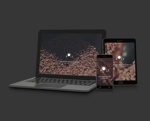 NolaCoffee.shop | Web Design Brasov | Web-Arts.ro