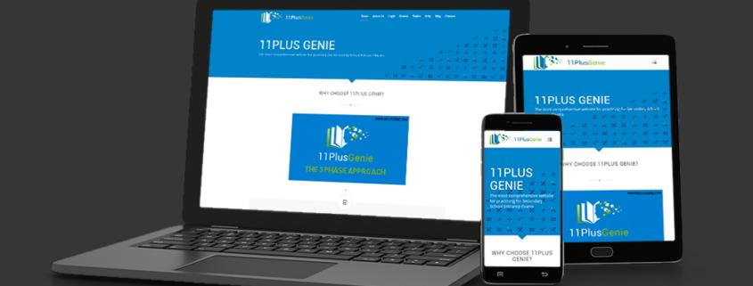 11plusgenie.com | Web Design Brasov | Web-Arts.ro