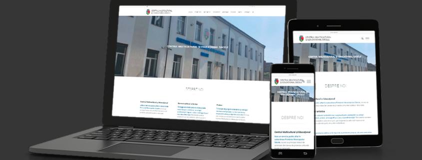 CentruMulticulturalSacele.ro | Web Design Brasov | Web-Arts.ro