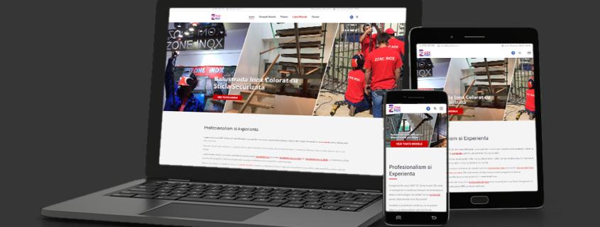 Zone-Inox.ro | Web Design Brasov | Web-Arts.ro